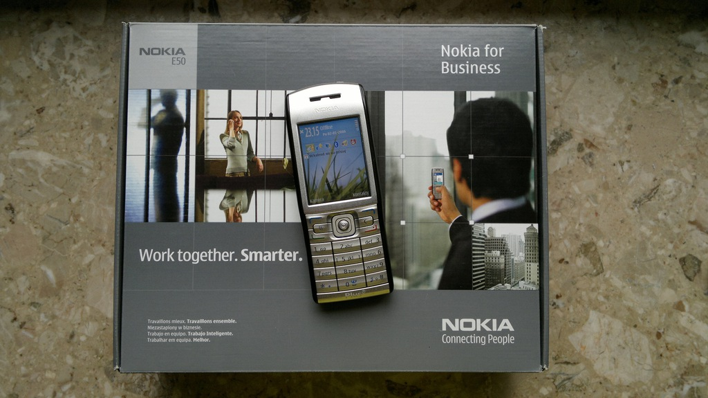 NOKIA E50 -1 6700c 8810 E90 E7 7110 STAN KAPITALNY