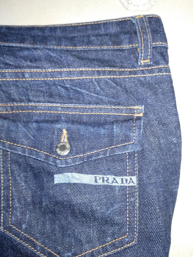 Prada spodnie damskie