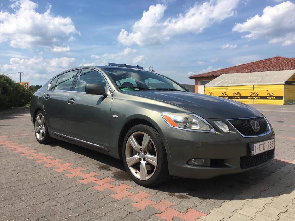 Lexus Gs 300 7641706805 Oficjalne Archiwum Allegro