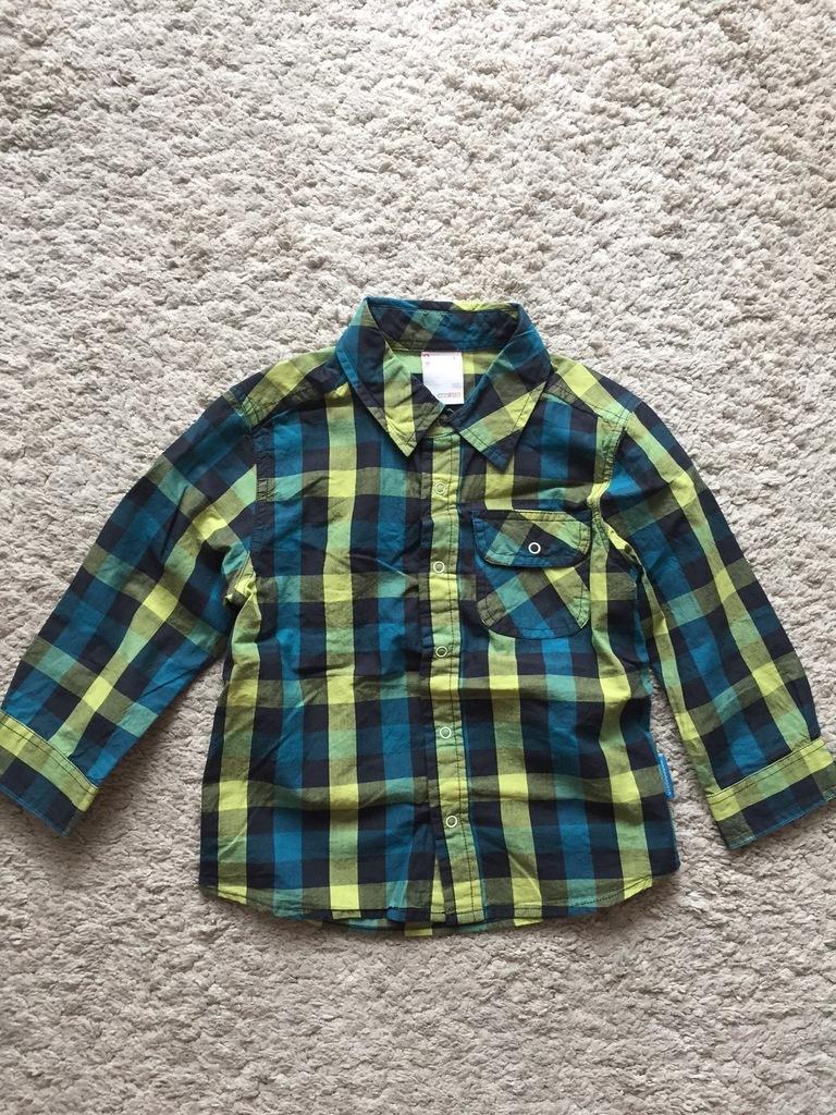 Koszula dla chłopca Cocodrillo 86 roz.