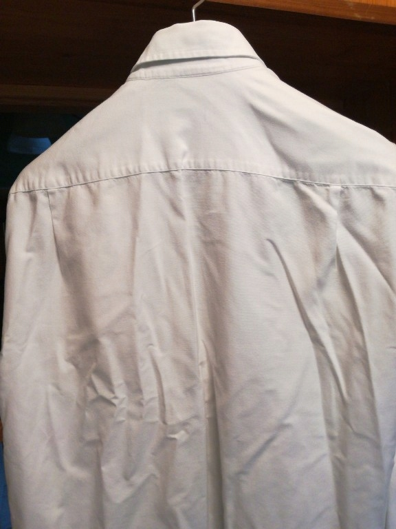 koszula Burberry 42 XL biała bdb 7438375707 oficjalne  QL6aq