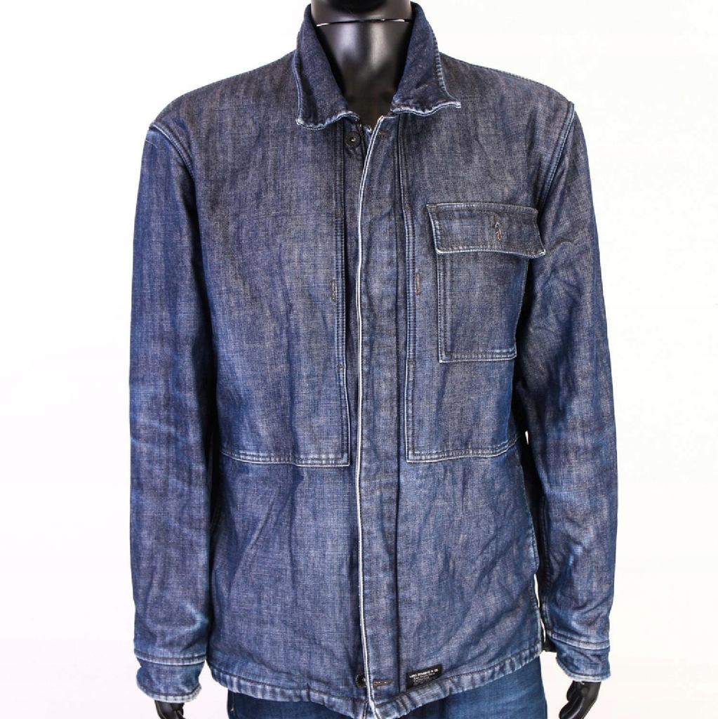 R Levis All-Duty Kurtka Dżinsowa Męska Jeans r XL