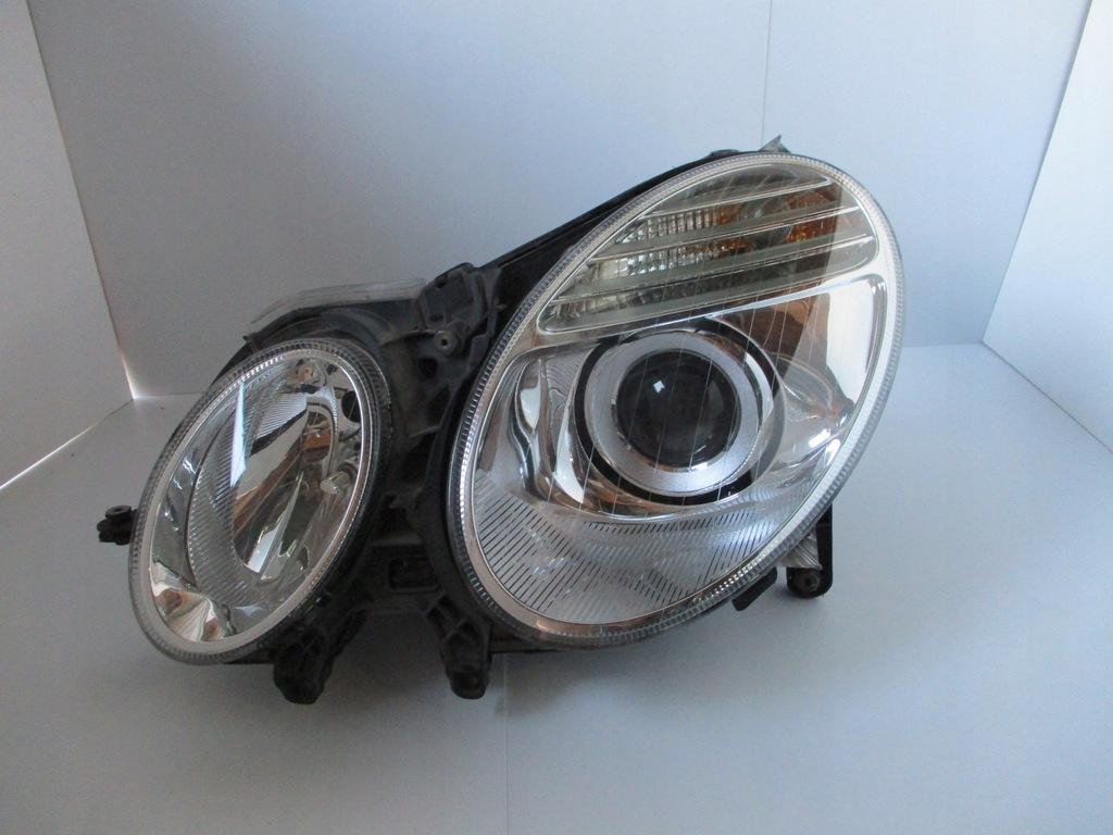 klosz lampy mercedes s211