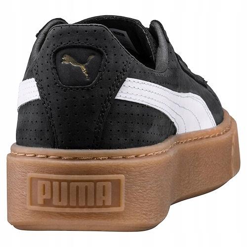 PUMA BUTY BASKET PLATFORM PERF GUM 40 25.5 CM