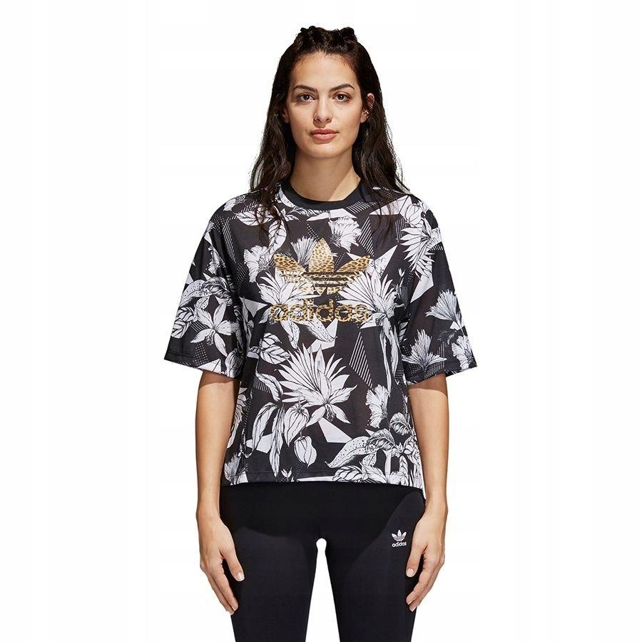 Koszulka adidas Originals Farm Tee CY7375 36 czarn