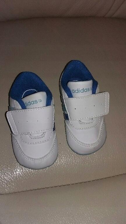 Adidas Neo niechodki r.17