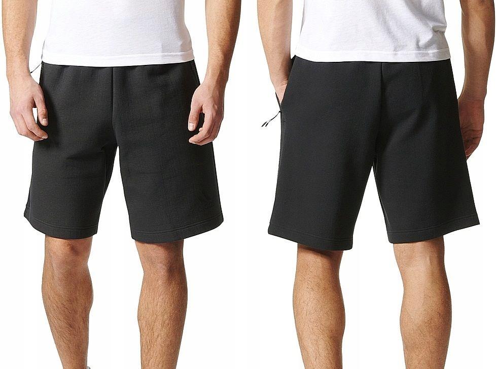 Adidas Spodenki ZNE KNIT SHORT (XL) Męskie