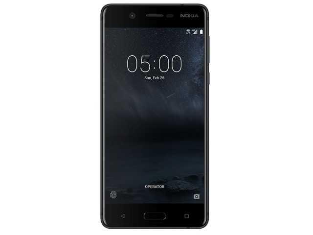 Smartfon NOKIA 5 Dual SIM Czarny LTE 16GB