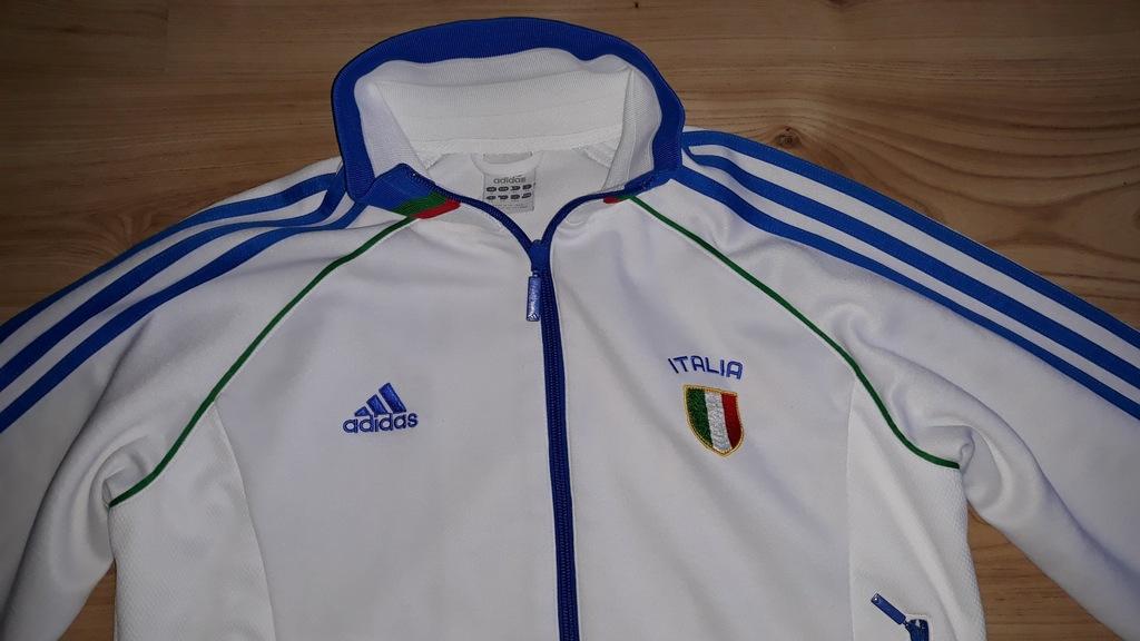 Bluza Adidas Italia 7 ML oldschool originals nowa