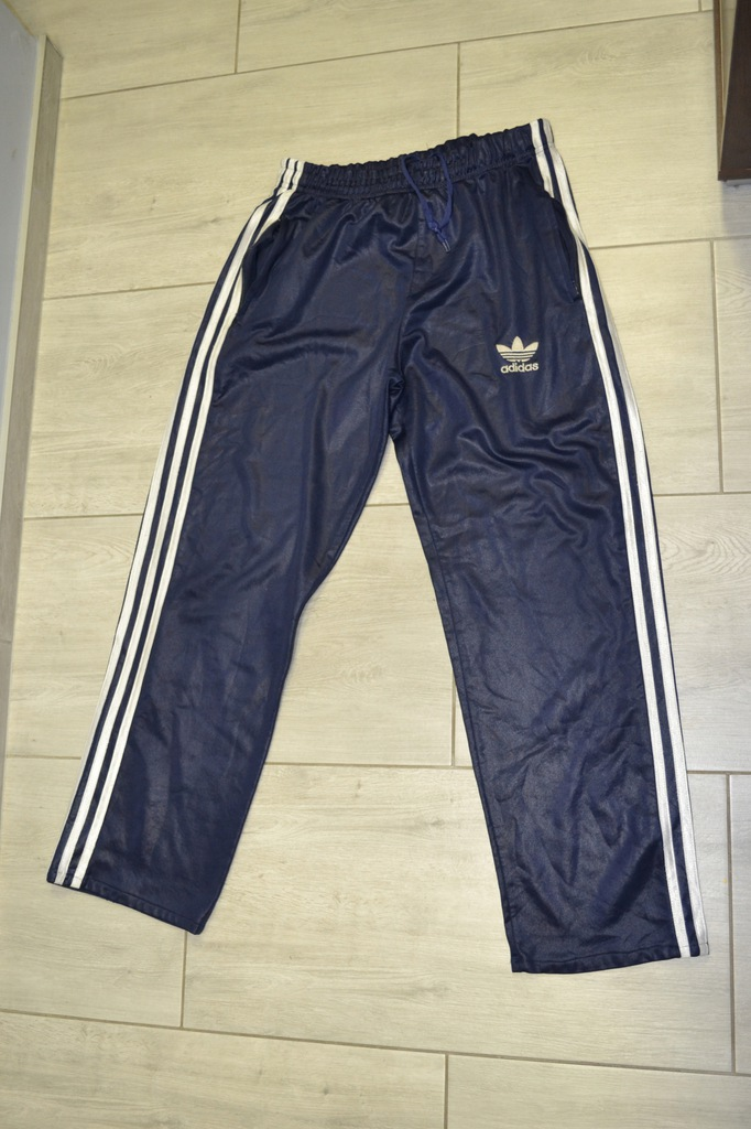 Spodnie dresowe Adidas XL oldschool chile firebird