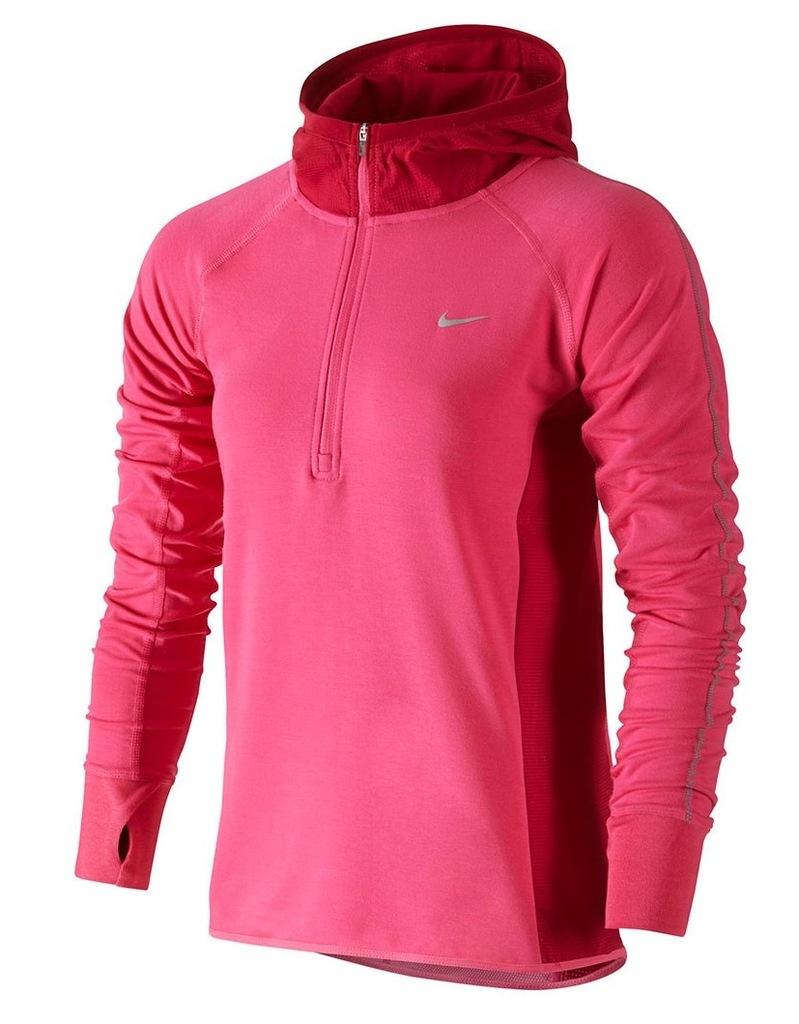 Nike Damska Bluza Z Kapturem I Zamkiem 12 Dri Fit Element
