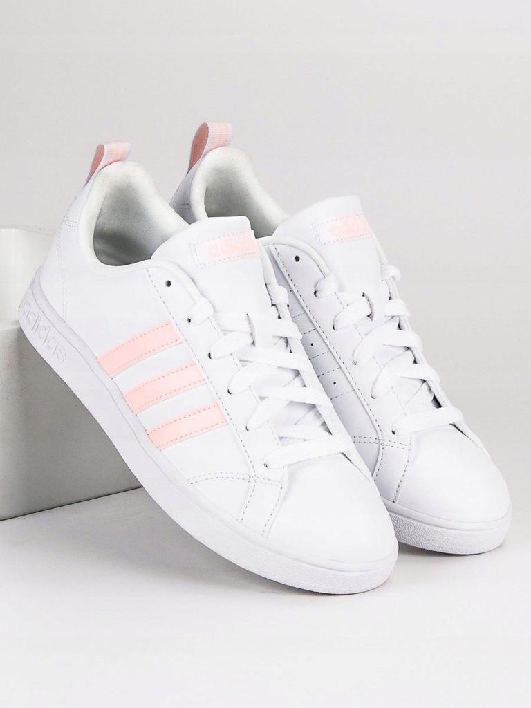 36.5 ADIDAS VS ADVANTAGE B42306 sneakersy wygodne