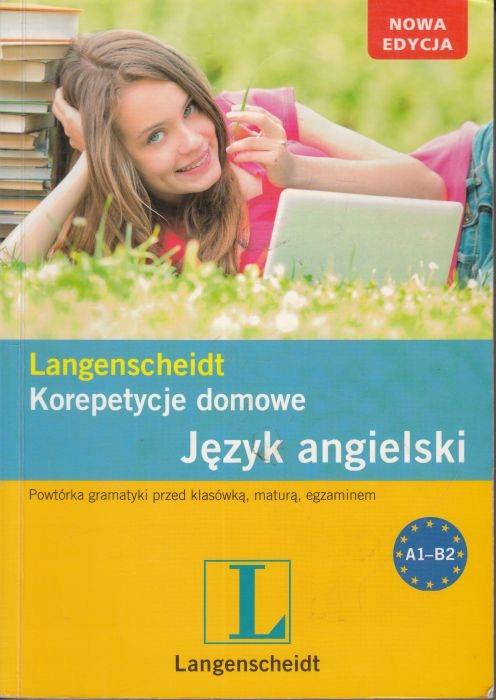 Langenscheidt Korepetycje Domowe Jezyk Angielski 7699335359 Oficjalne Archiwum Allegro