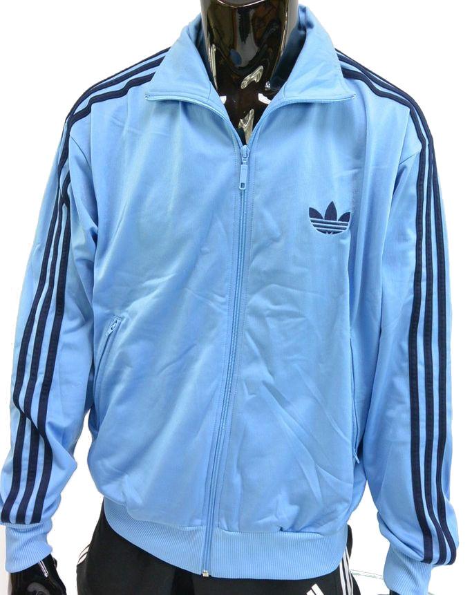 Bluza Adidas Originals Zip Niebieska Firebird L 6697878007 Oficjalne Archiwum Allegro