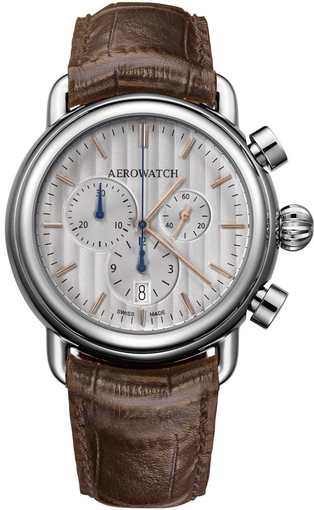 Aerowatch 1942 Chrono Quartz 83939 AA08