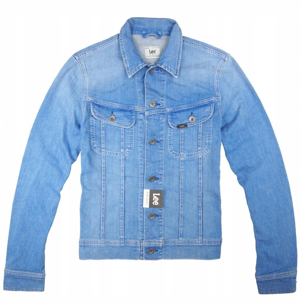 allegro kurtki jeansowe meskie