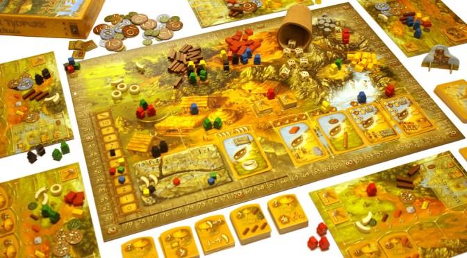 Gra Stone Age Epoka Kamienia Wersja Niem 7325256452 Oficjalne Archiwum Allegro