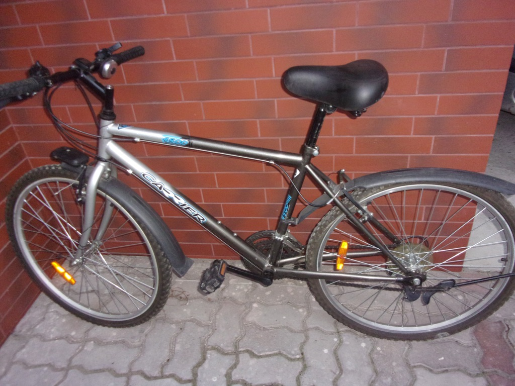 rower z przerzutkami  sportowy męski