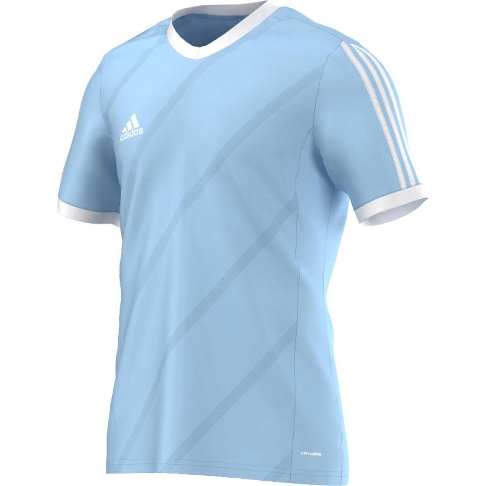 Koszulka adidas Tabela 14 F50281 M niebieski