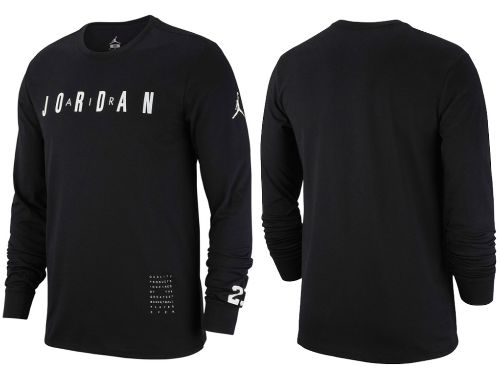 Koszulka męska Nike Air Jordan HO1 AJ3987 010