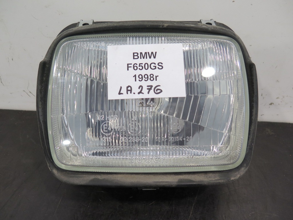 Reflektor lampa przednia BMW F650GS F 650 GS