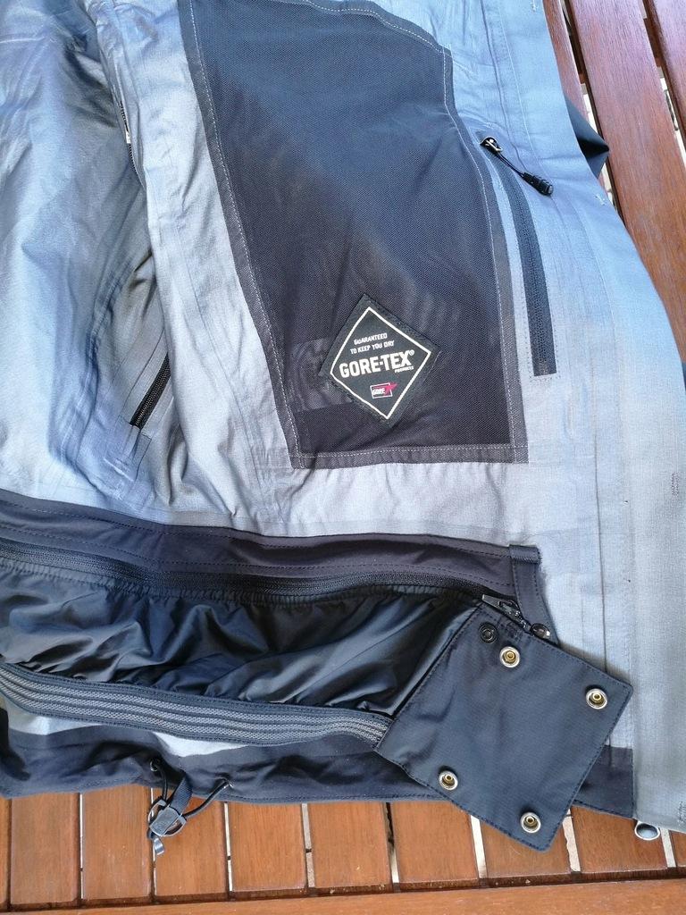 AUDI adidas GORE TEX super kurtka ROZ L