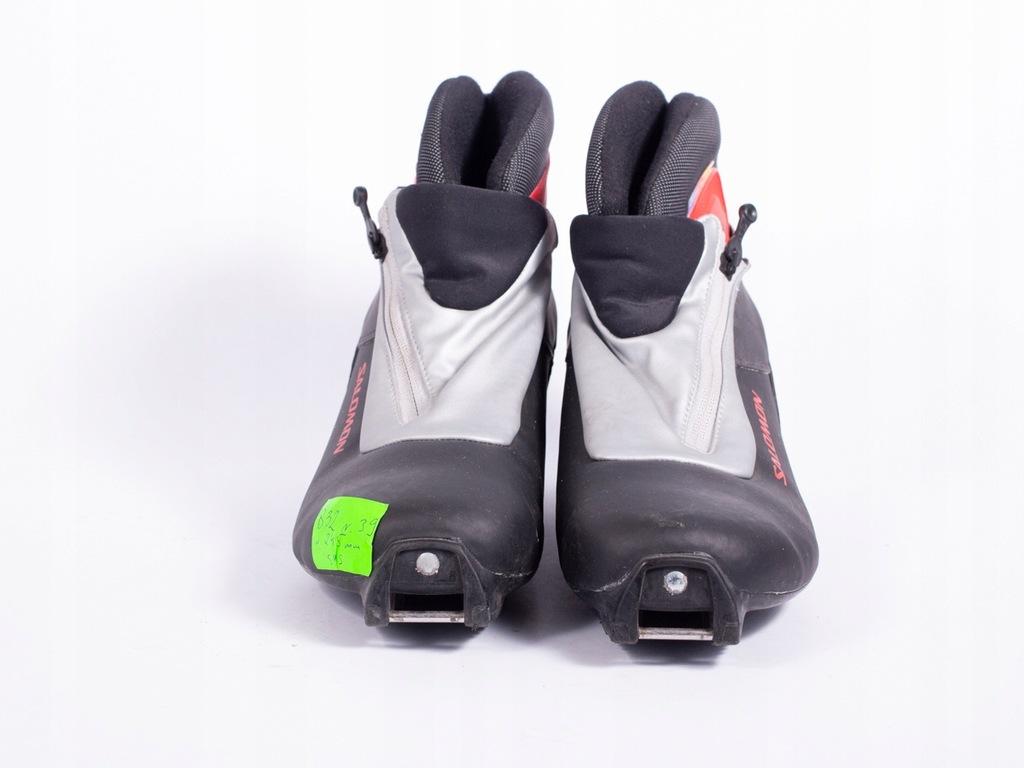 Buty biegówki 39 Eu 24,5 cm Salomon SNS Profil b