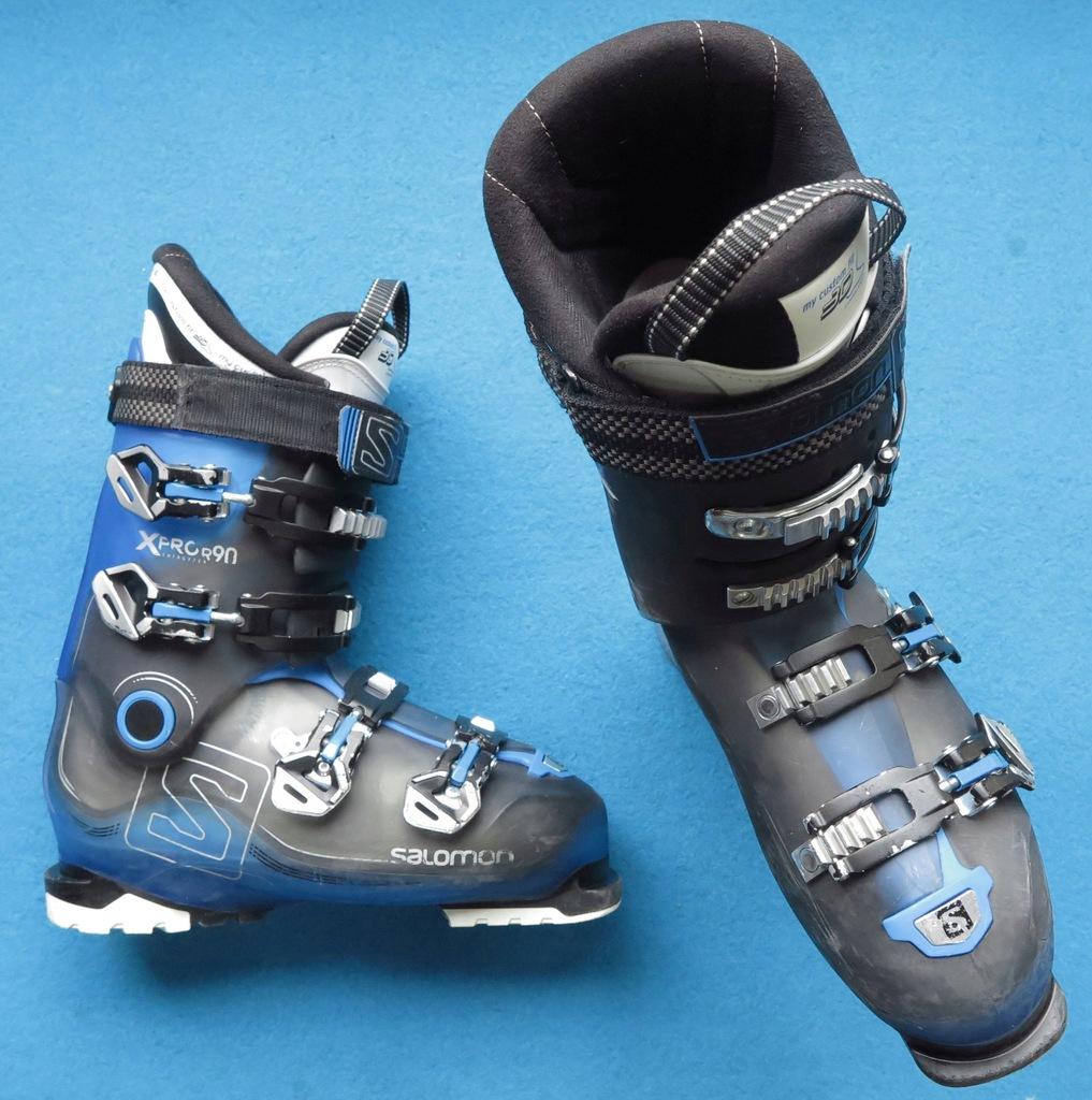 Buty narciarskie SALOMON XPRO 90 28,0 43,0 używane