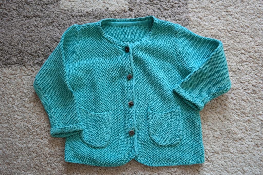 Sweterek dziewczęcy M&S r.74