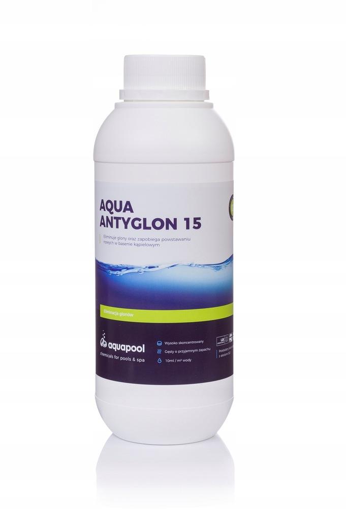 Aqua Antyglon 15 1l Koncentrat Chemia Glony Nowosc 7443658811 Oficjalne Archiwum Allegro