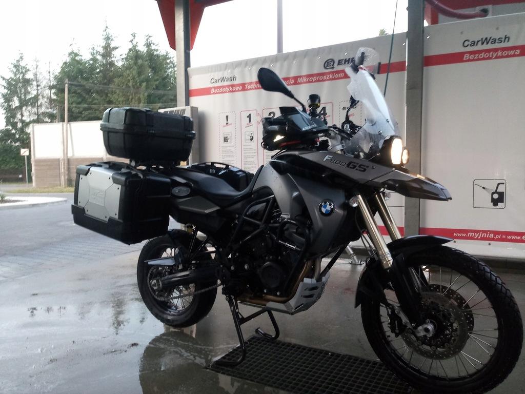 acquista per ufficiale ordinare on-line stile alla moda Kufry Kappa Garda Givi BMW F 800 GS - 7565629781 - oficjalne ...