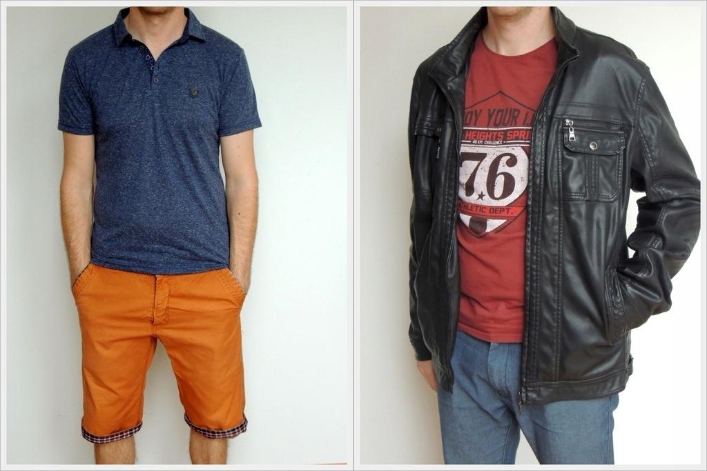MEGA PAKA 25 sztuk ubrań męskich rozmiar XL Ogłoszenia