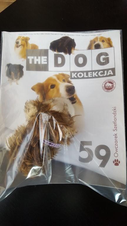 The Dog Kolekcja Piesek Gazetka The Dog Nr 59 7337550365 Oficjalne Archiwum Allegro