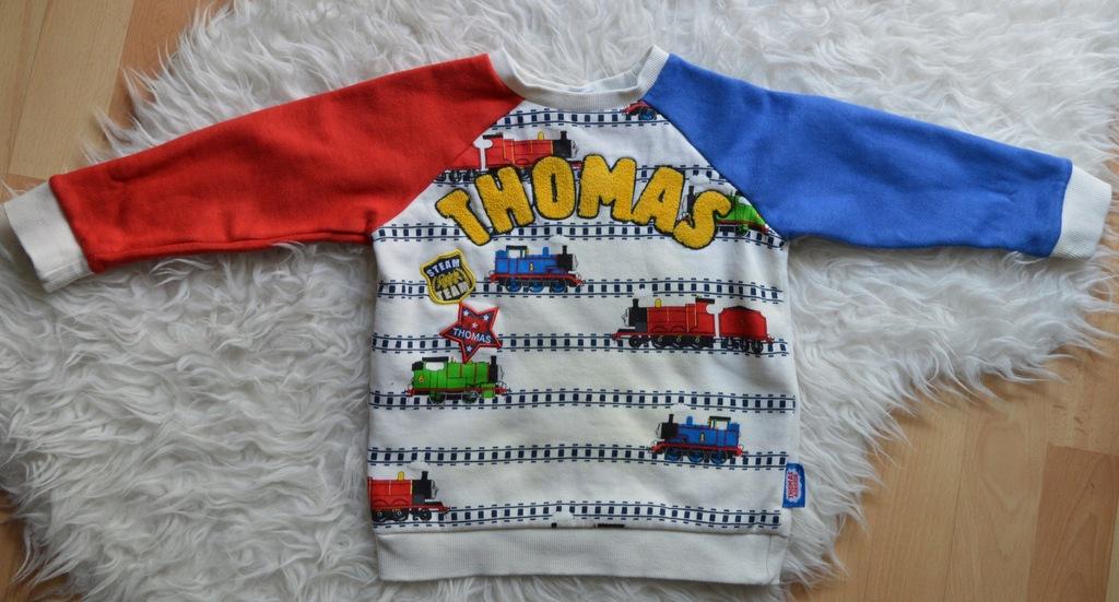 Bluza Thomas & Friends TU 2-3 LATA 92-98CM