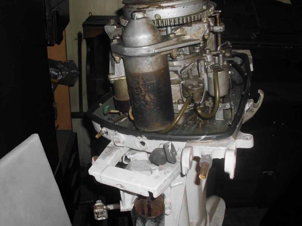 Silnik Zaburtowy Wicher 30 Sowiecki Ruski Do Lodzi 6976471429 Oficjalne Archiwum Allegro