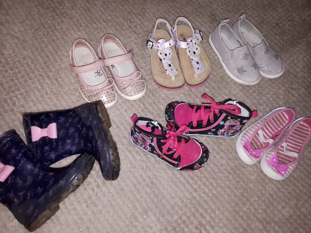 369 w Obuwie, buty i buciki dziecięce Allegro.pl