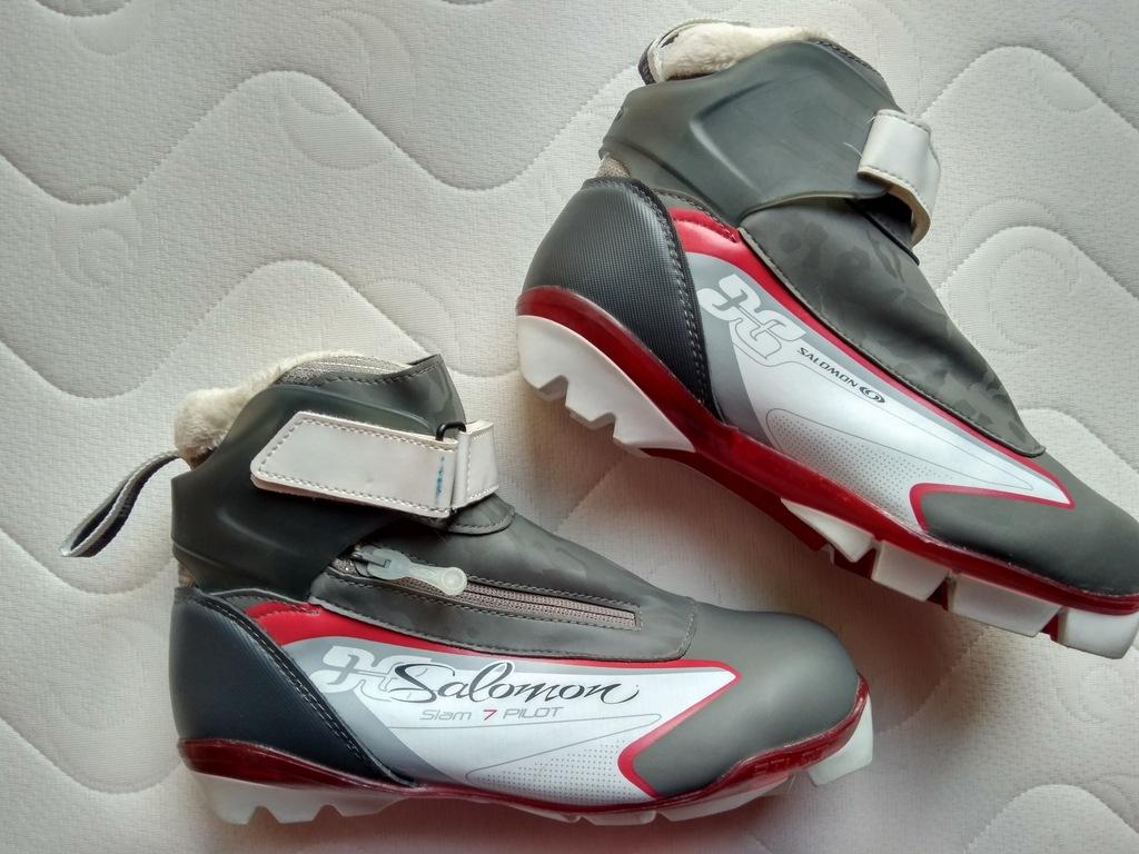Buty biegowe SALOMON Siam 7 PILOT CF r.37 13 NOWE