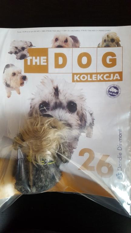 The Dog Kolekcja Piesek Gazetka The Dog Nr 26 7337550403 Oficjalne Archiwum Allegro