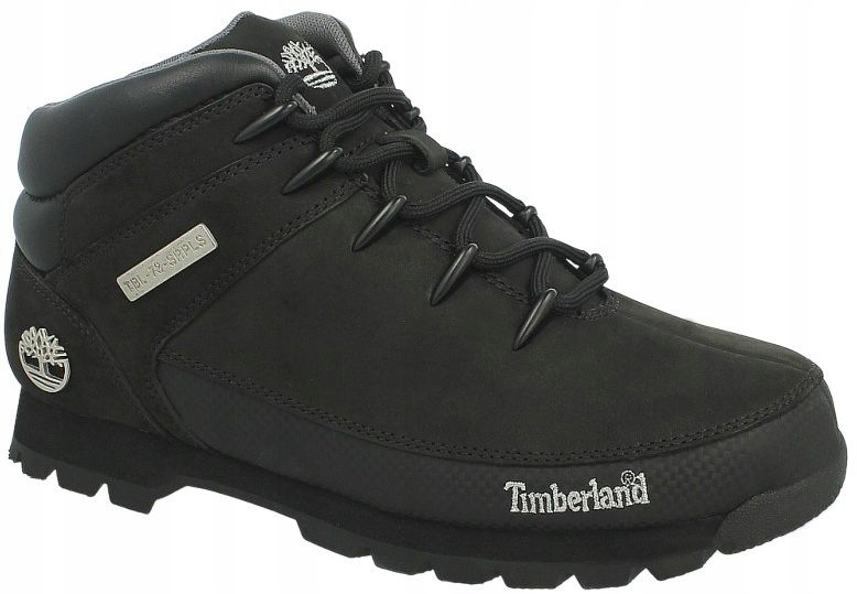 TIMBERLAND Buty Euro Sprint Hiker Black 46