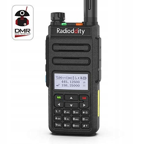 A436 Radioddity GD-77 DMR Walkie Talkie
