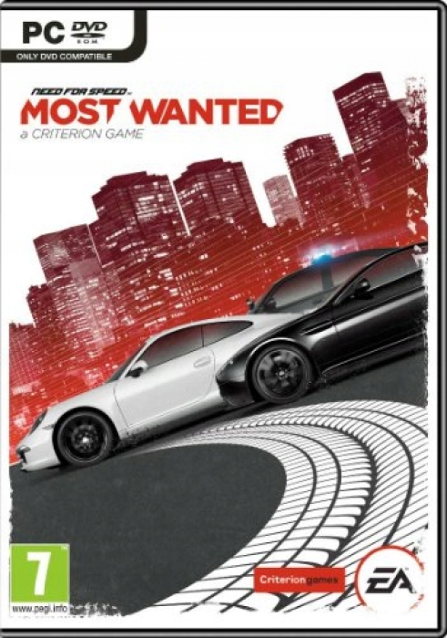 Need For Speed Most Wanted Pc Dvd 7302044213 Oficjalne Archiwum Allegro