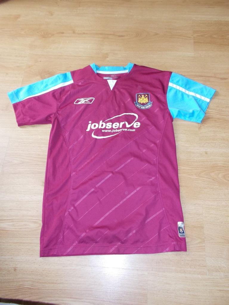 Koszulka West Ham United Reebok Oldschool 2006