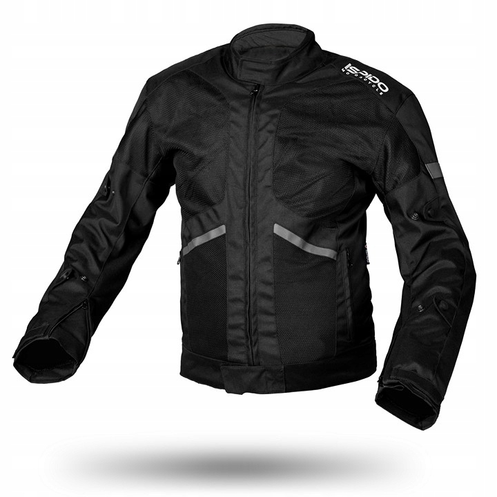 Kurtka motocyklowa ISPIDO ZINC 4XL OUTLET !!!