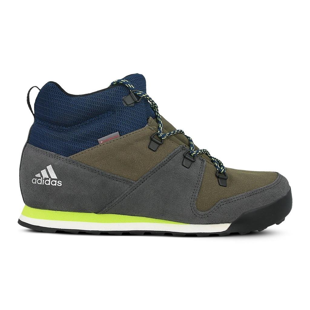 Adidas (38) cw snowpitch buty młodzieżowe Galeria zdjęć i
