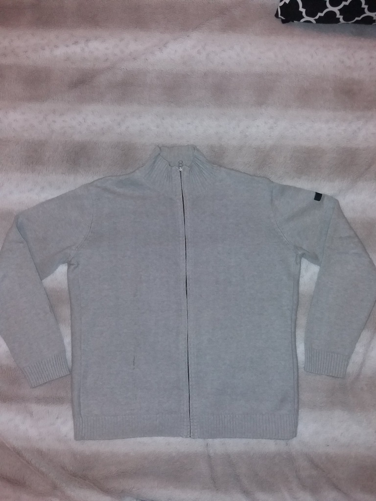 Sweter męski WRANGLER r.L-XL