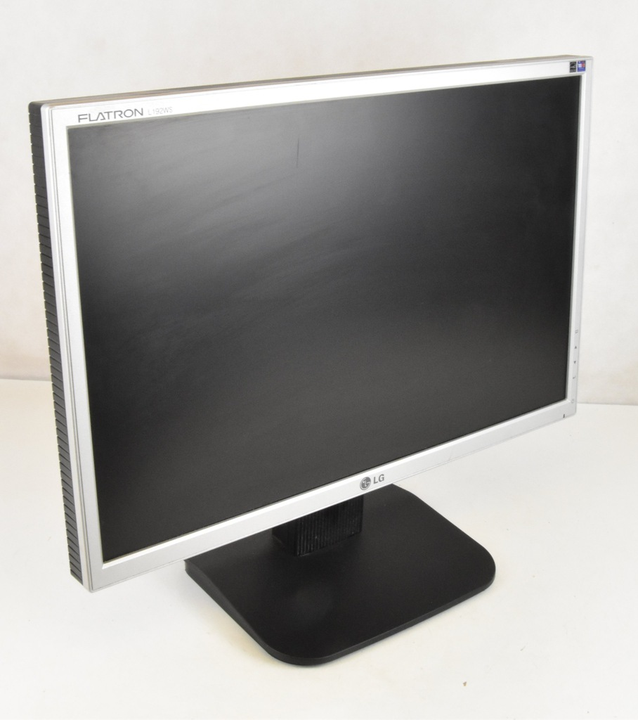 Monitor Lcd 19 Lg Flatron W1942st Klasa B 8004089447 Oficjalne Archiwum Allegro