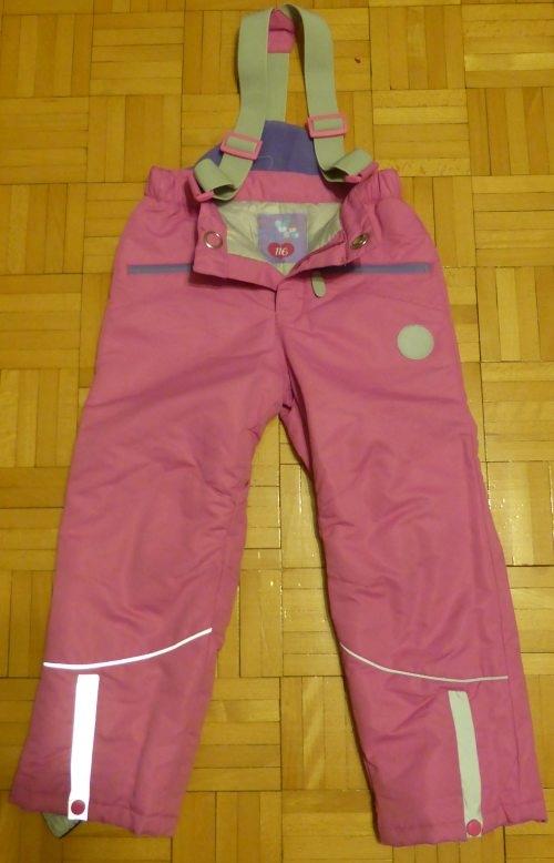 Spodnie Narciarskie Dziewczece Rozmiar 116 Uzywane 7641834331 Oficjalne Archiwum Allegro