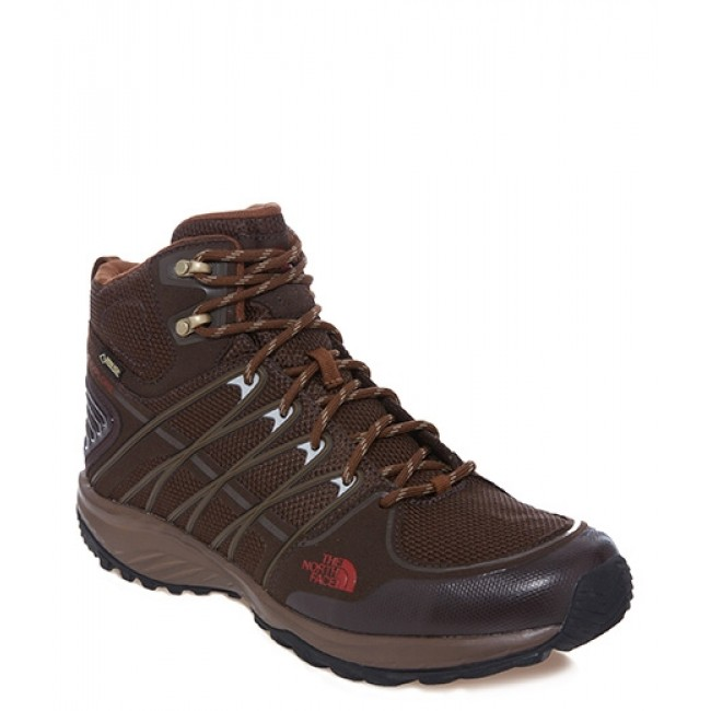 Buty The North Face Litewave Explore Mid GTX 45