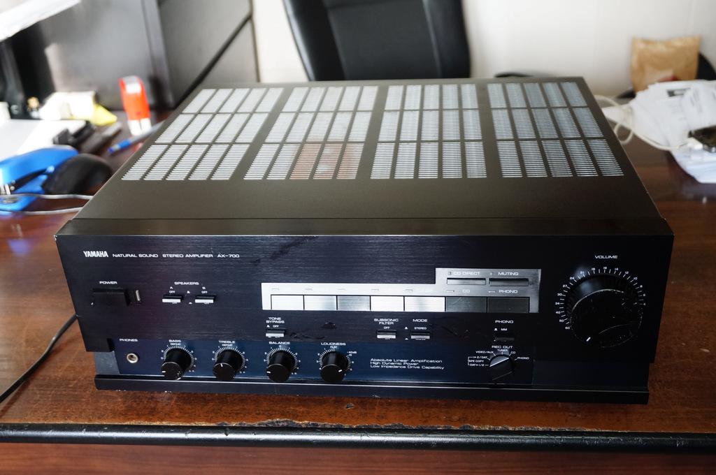 Yamaha Ax 700 Audiofilski Wzmacniacz Okazja 7095062114 Oficjalne Archiwum Allegro