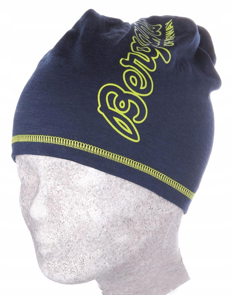 Czapka Bergans Bloom Wool Beanie